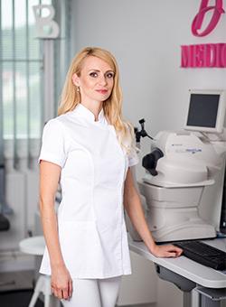 Doktorka Budinská je majiteľkou a zakladateľkou Bmedic